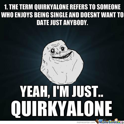 Quirkyalone dating sites