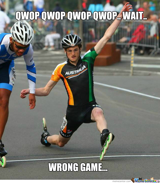 Qwop.. Or Not