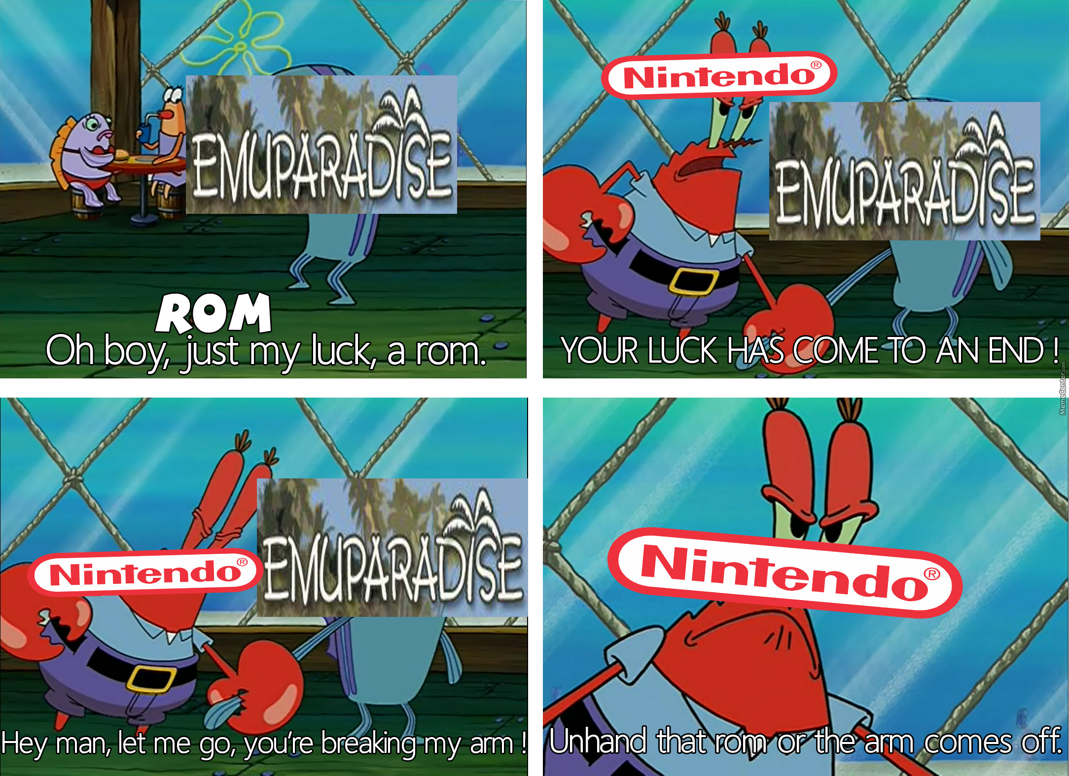 R i p  Emuparadise by doulla - Meme Center
