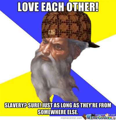 Racist God!! Fact Checkers Can See Leviticus 25:44-46