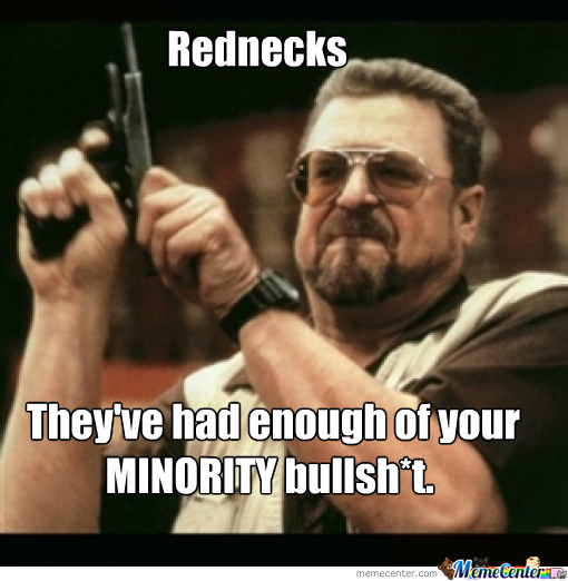 Racist Redneck By Rayawesomepants
