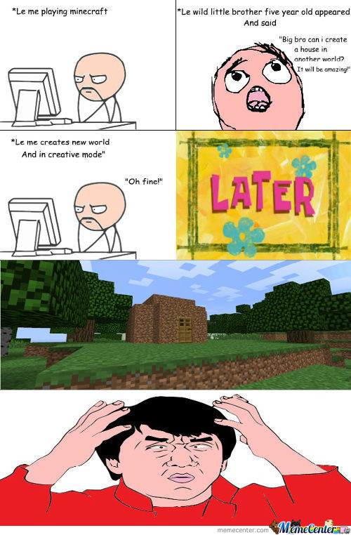 Rage Comics Colored 1# (Delete And Edit It)