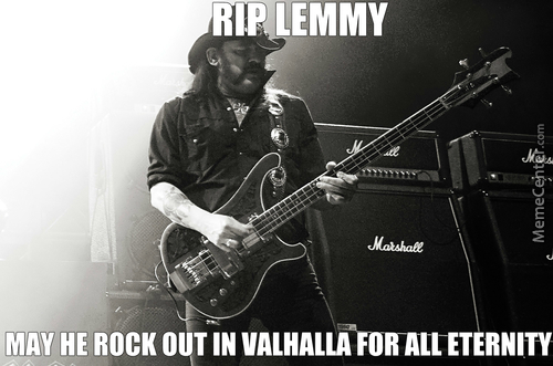 Raise Your Glass Of Jack Daniels In Honor Of The Metal God
