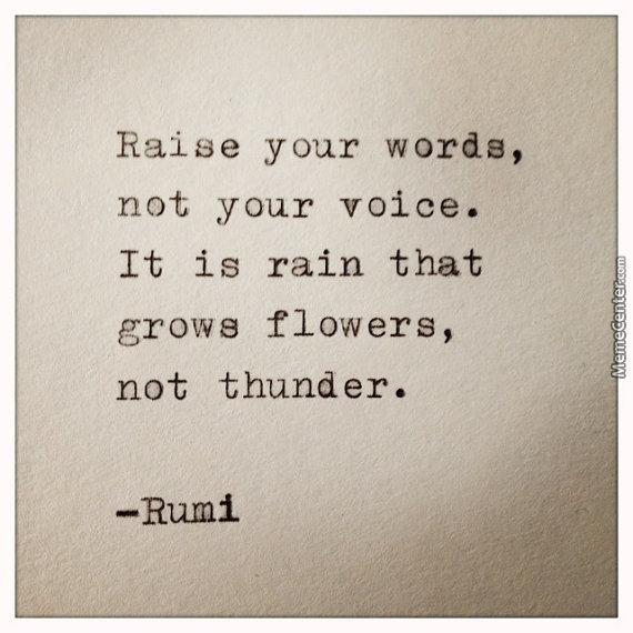 Raise Your Words