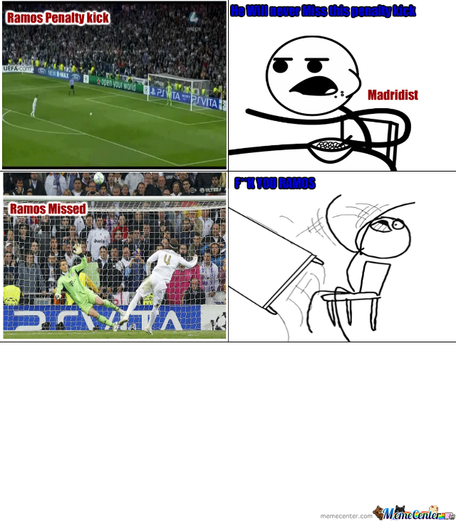 Ramos Penalty Kick