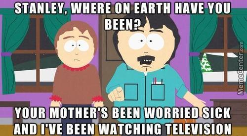 Randy Marsh, Father Of The Year.