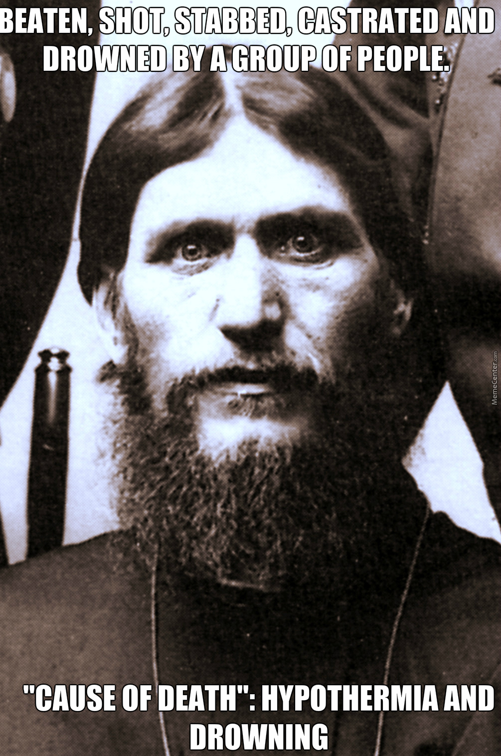 rasputin is da man_o_3127837 rasputin is da man by sir_applepie meme center