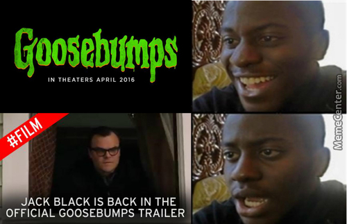 Reacting To The Goosebumps Movie