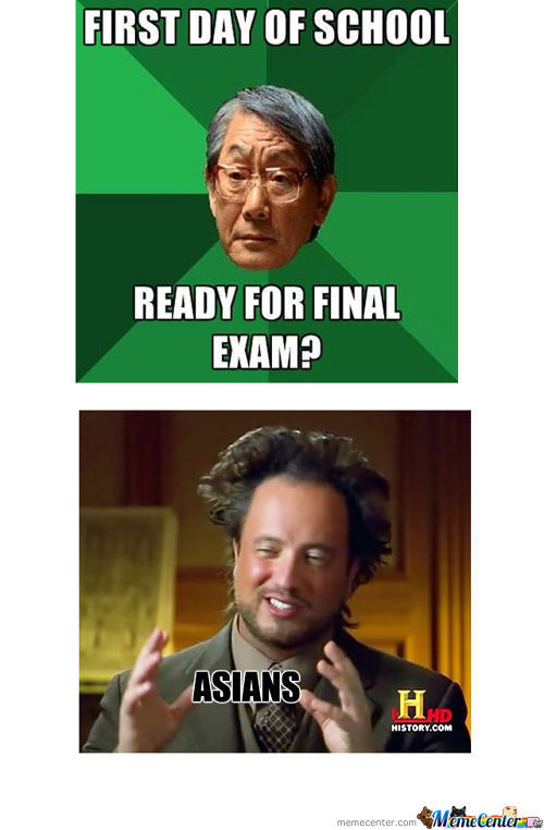 Ready For Finals On First Day