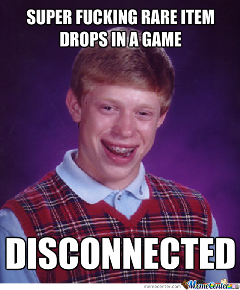 Real Bad Luck