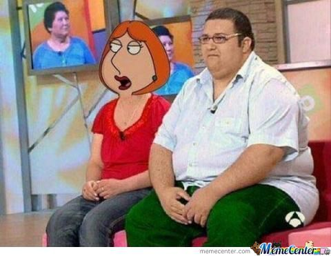 Real Life Family Guy