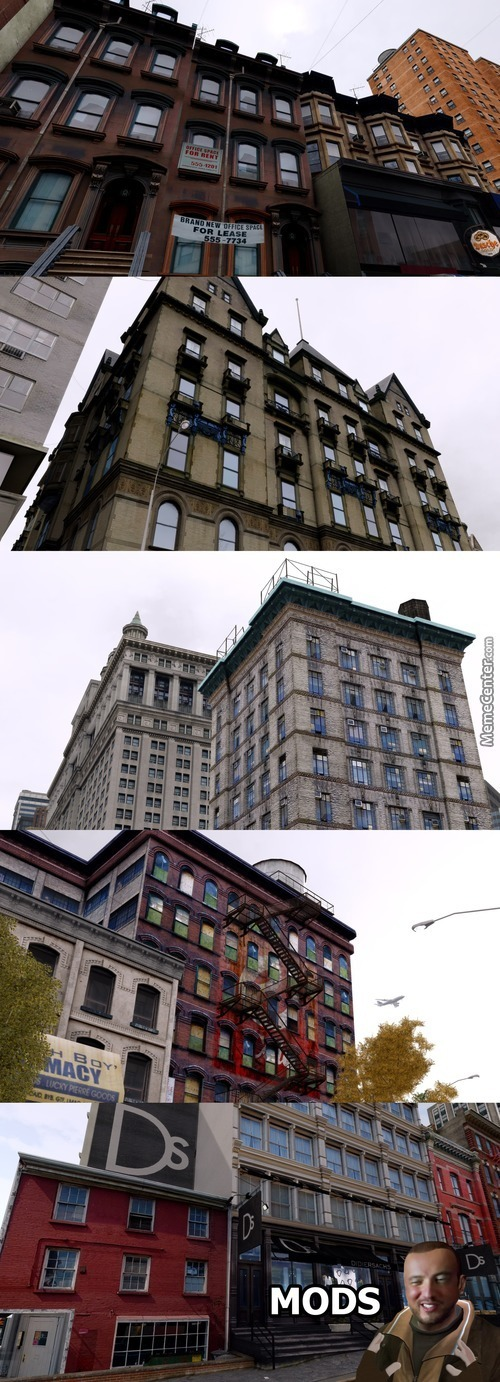 Real Life Photos? Nope Just Gta 4 With Mods