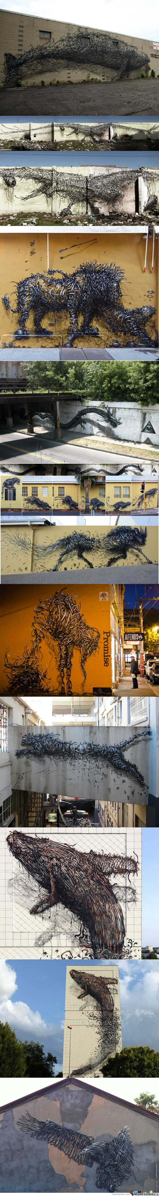 Really Awesome Street Art