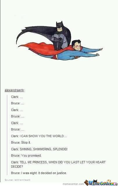 Really Superman?