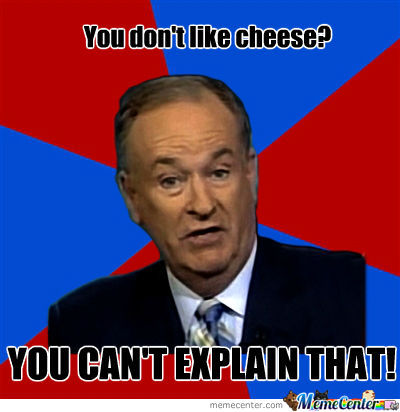 Really, You Don't Like Cheese?