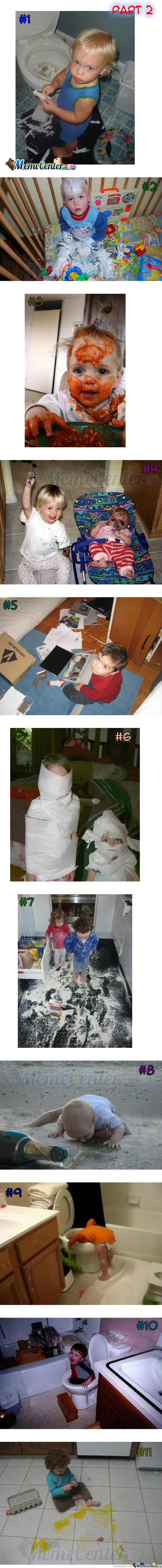 Reasons Why Children Should Not Be Left Unattended -> Part :2