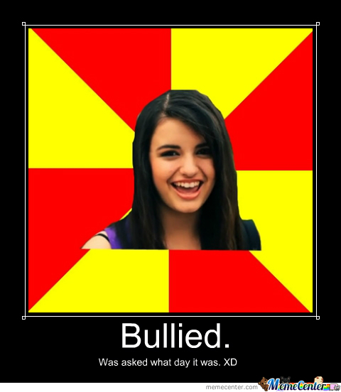 rebecca black bullied for song amp quot friday amp quot_o_1764003 rebecca black bullied for song \