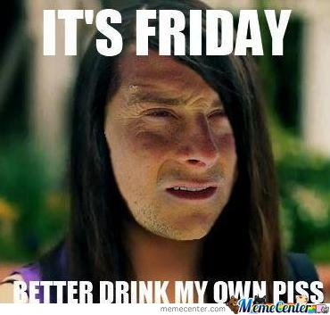 Rebecca Black Time To Drink My Own Piss