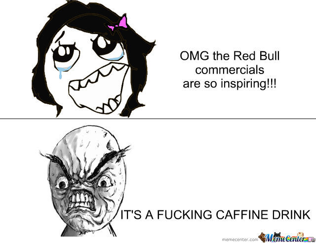 Red Bull Commercials