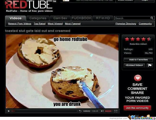 Go to red tube