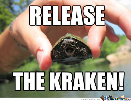 Release It I Say!