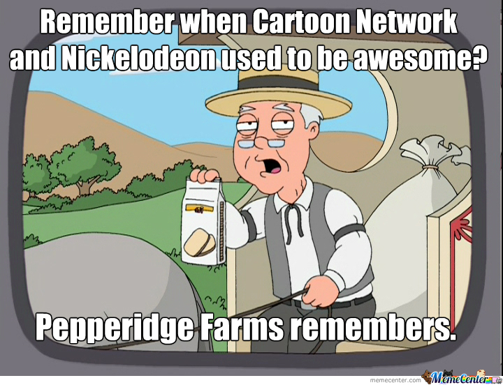 Remember When Cartoon Network Used To Be Awesome?