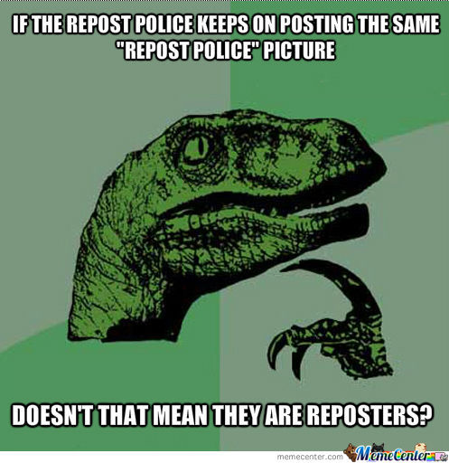 Repost Police
