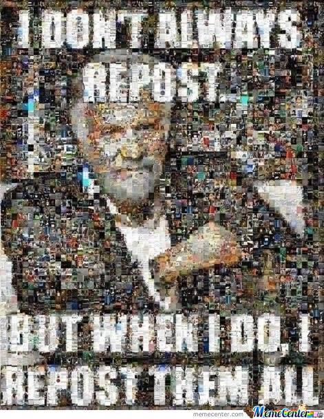 Repost Them All !