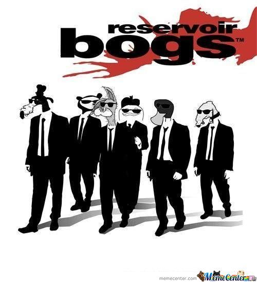 Reservoir Bogs Pls