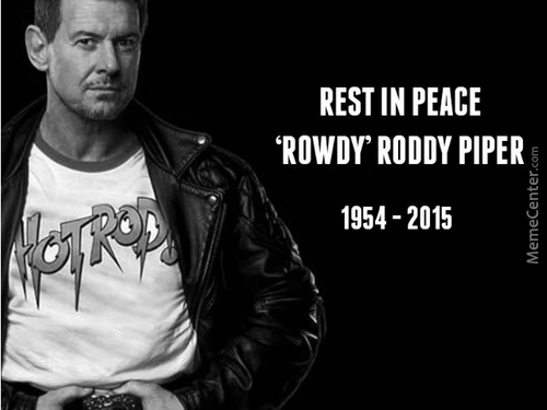 Rest In Peace Hot Rod :(