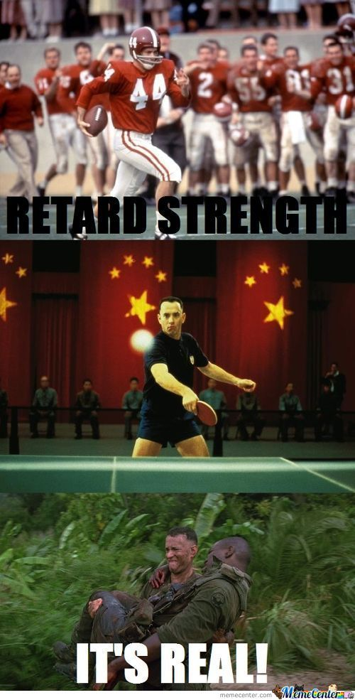 Retard Strength