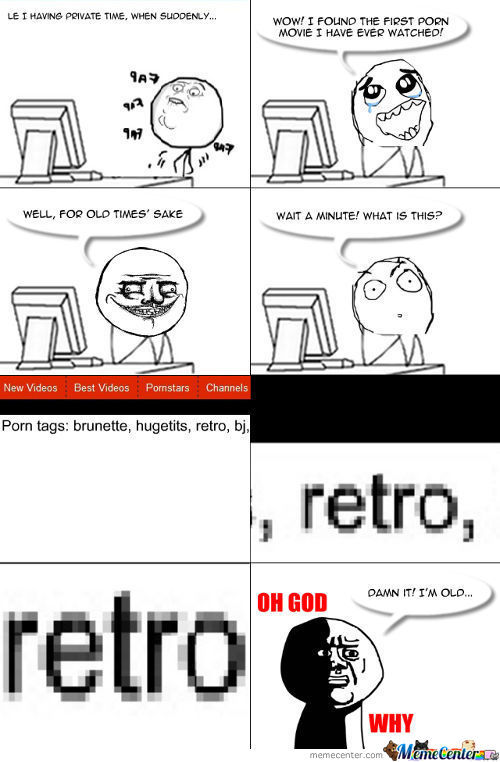Retro? Retro!? Y U Do Dis?