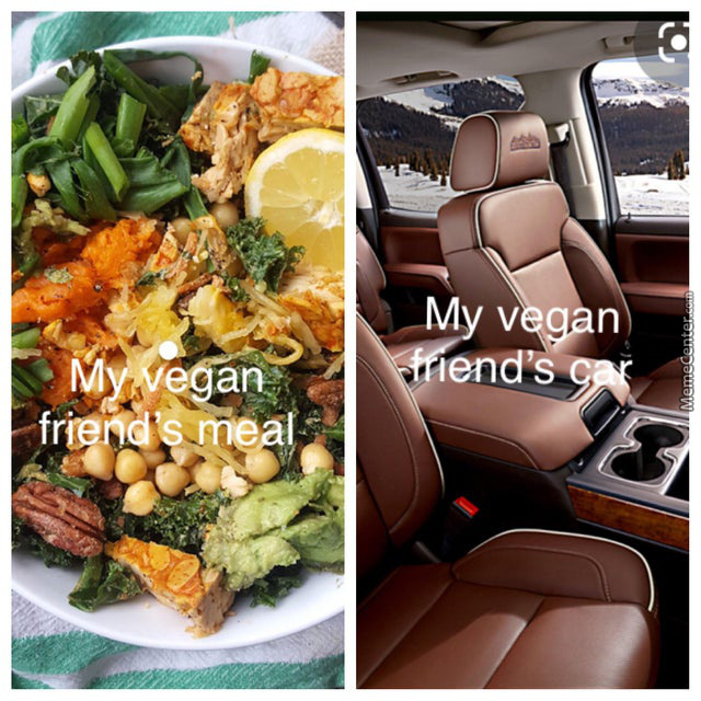 Rich Vegans Are The Worst Vegans