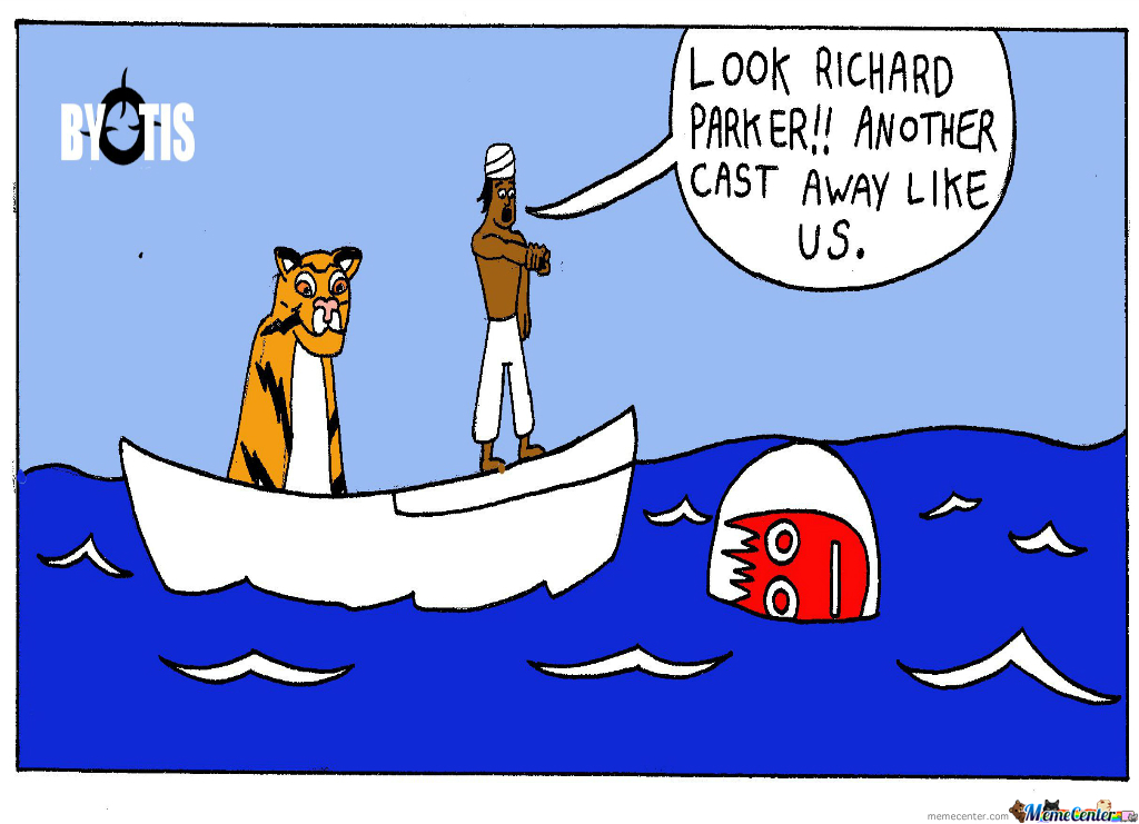 Richard Parker Meets Wilson