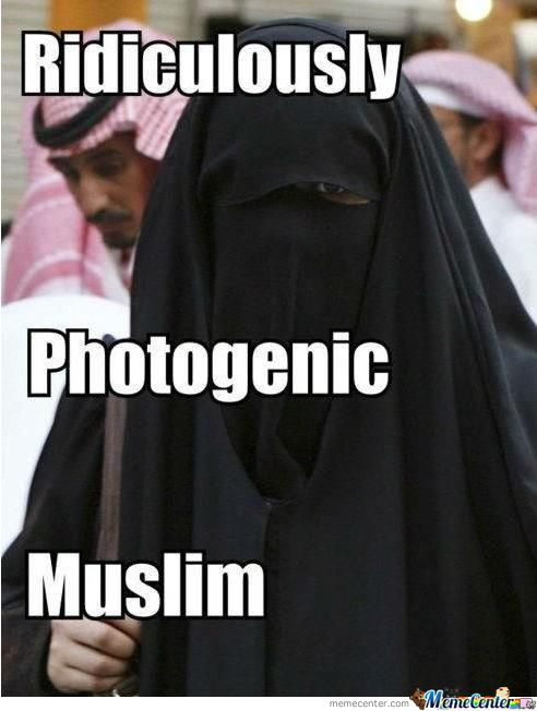 Ridiculously Photogenic Muslim