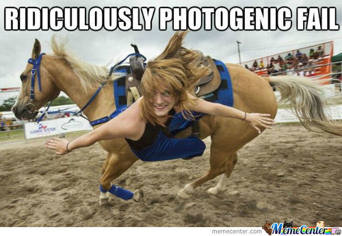 Ridiculously Photogenic