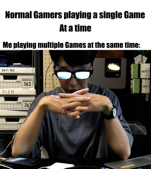 Rise Up Gamers