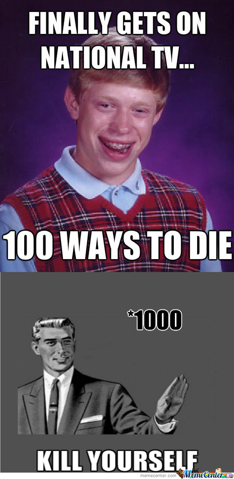 [RMX] 100 Ways To Die, Level: Blb