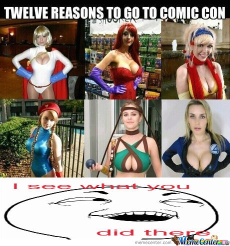 [RMX] 12 Reasons To Go To Comicon