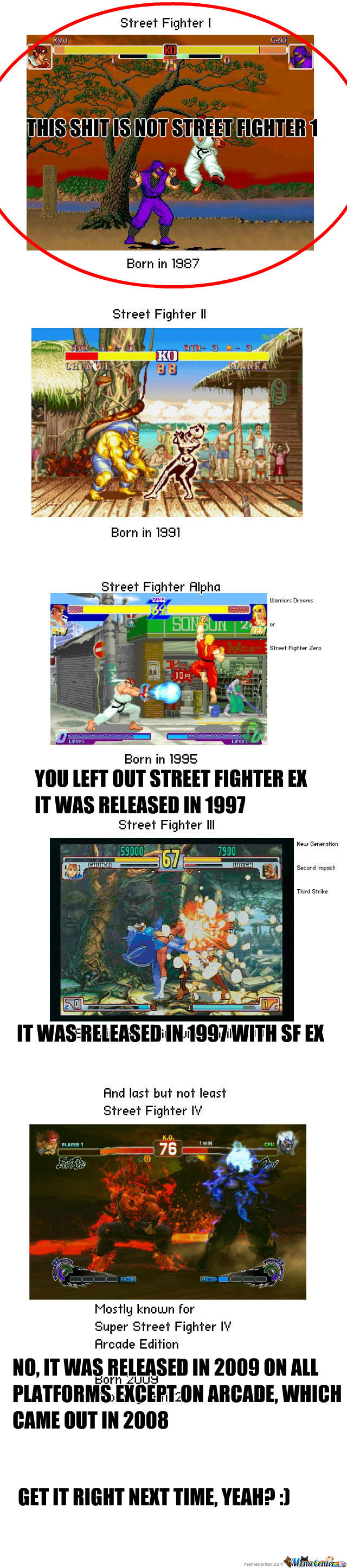 [RMX] 25 Years Of Street Fighter