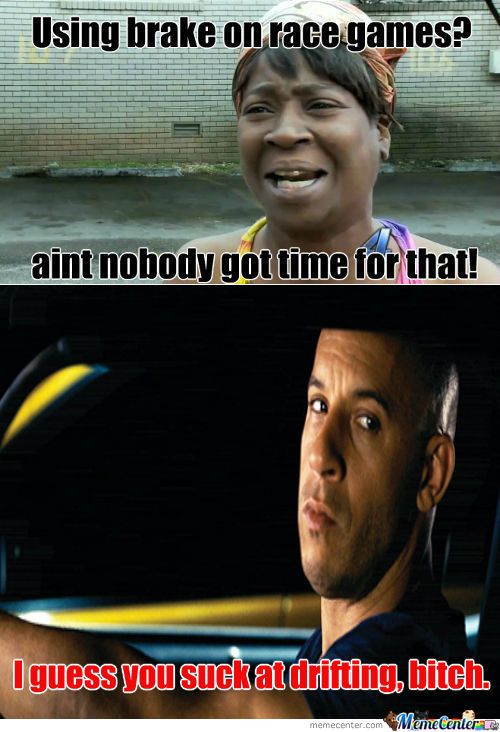 [RMX] Aint Nobody Got Time For That