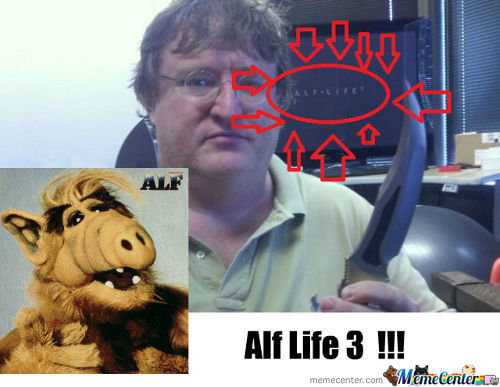 [RMX] Alf-Life 3 Confirmed!