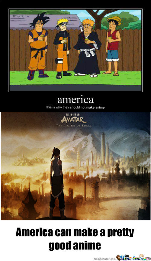 [RMX] Amerca Cant Make Anime