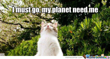 [RMX] And Actually Is My Planet Too...