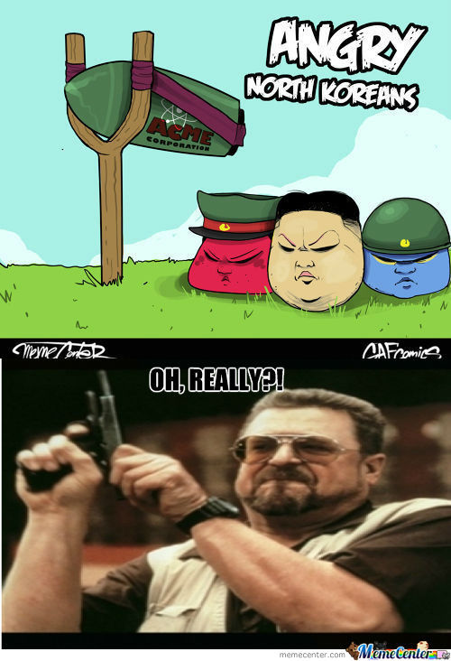 [RMX] Angry North Koreans