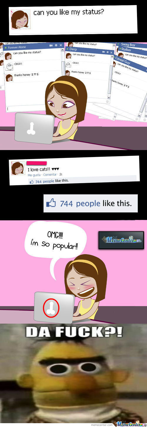 [RMX] Annoying Facebook Girl  Logic
