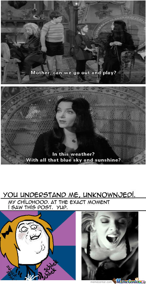 890d31d7ef67e RMX  Anyone Else A Fan Of The Addams Family  by muffinhotdog - Meme ...