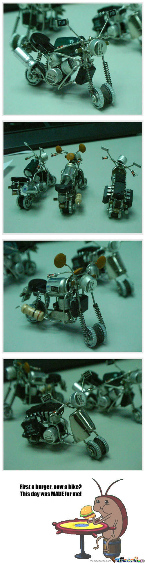 [RMX] Awesome Mini Motorbike