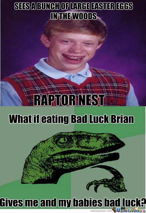 [RMX] Bad Luck Brian Easter 2