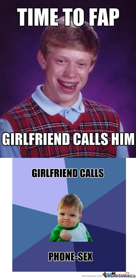 [RMX] Bad Luck Brian Fap Time